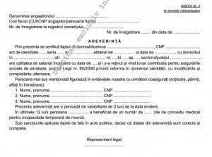 Adeverinta-eliberata-de-angajator  - Adeverinta eliberata de angajator 300x223 - Cum demonstrezi ca esti asigurat la sanatate?