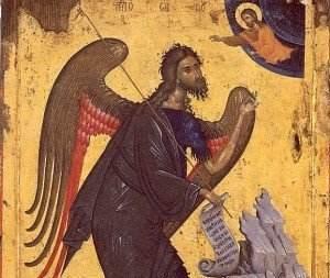 Sfantul Ioan Botezatorul 07.012015  - Sfantul Ioan Botezatorul 07 - La multi ani celor care poarta numele Sfantului Ioan Botezatorul!