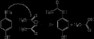Synthesis_of_paracetamol  - Synthesis of paracetamol 300x125 - Paracetamolul, mai periculos decat credeam?